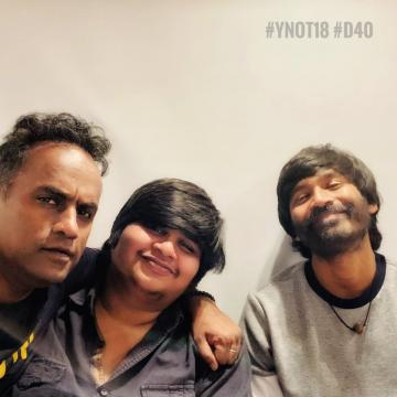 Karthik Subbaraj Dhanush new movie D40 movie