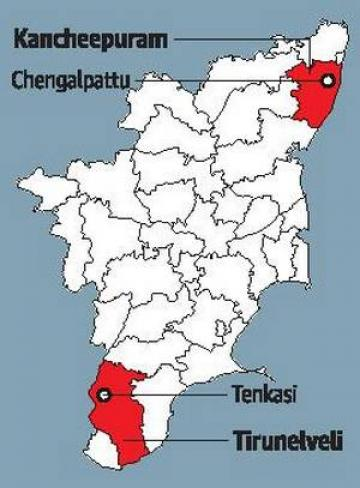 new districts formation