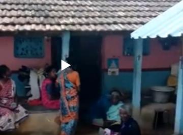 Ariyalur old man murder by nephew