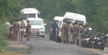 Trichy  forest girl found dead