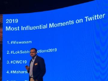 Ajith Viswasam tops Most Influential Moments on Twitter list in 2019