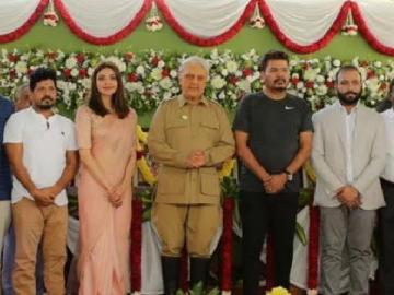 Next 3 months of shoot for Kamal Haasan Indian 2 in Chennai only