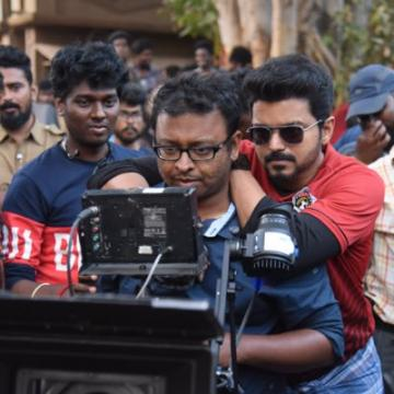 SS Thamans mass update on his next film with the Mersal man!
