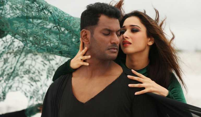 Vishal Sundar C Action Tamil Movie Review