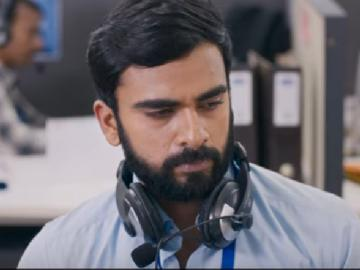 Teaser of Ashok Selvan Samyuktha Hornad Red Rum released