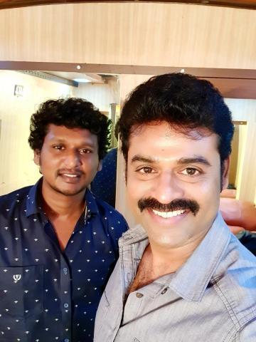 vijay thalapathy 64 director lokesh kanagaraj actor prem kumar