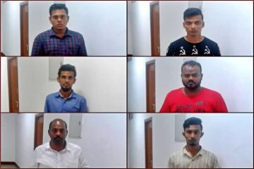 Chennai Airport passenger kidnaped