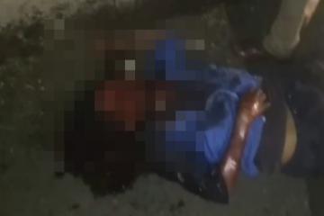 Chennai illegal contact auto driver murder