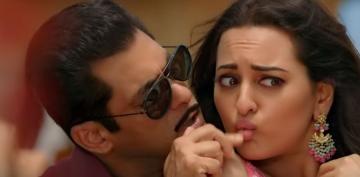 Dabangg 3 YU KARKE Video song Salman Khan Sonakshi Sinha Saiee Manjrekar Prabhu Deva