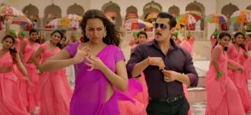 Dabangg 3 Un Nenapey Video song Salman Khan Sonakshi Sinha Saiee Manjrekar Prabhu Deva