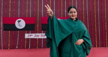 Kangana Ranauts Thalaivi First Look Video