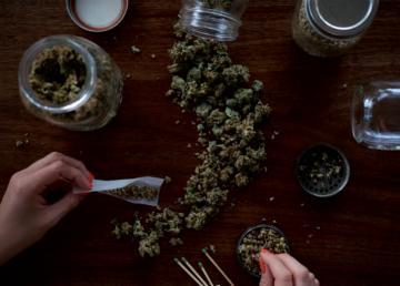 Delhi gets third spot in the world for marijuana use
