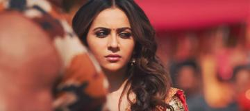 Rakul Preet Singh's new action film video - watch here!