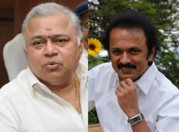 Actor radharavi join in bjp party