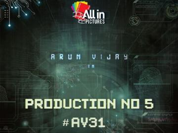 Arun Vijay to come together again with Kuttram 23 director Arivazhagan for AV31