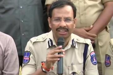 Telangana Encounter - Police Briefs  Media