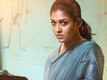 Nayanthara issues strong statement in Priyanka Reddy case