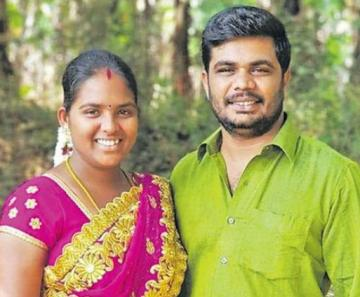 Theni murder police investigation for husband and wife