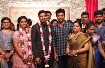 sathish marriage