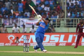 India vs west indies second odi cricket