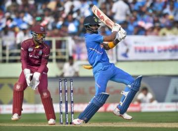 India vs west indies second odi cricket history