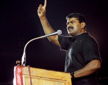 Seeman Citizenship amendment act for  Niththiyanandha