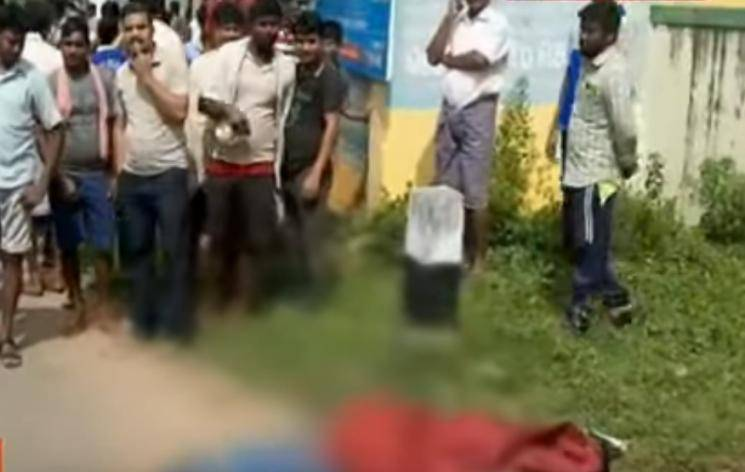 Tamil Nadu 2 youths murdered in Tiruvallur