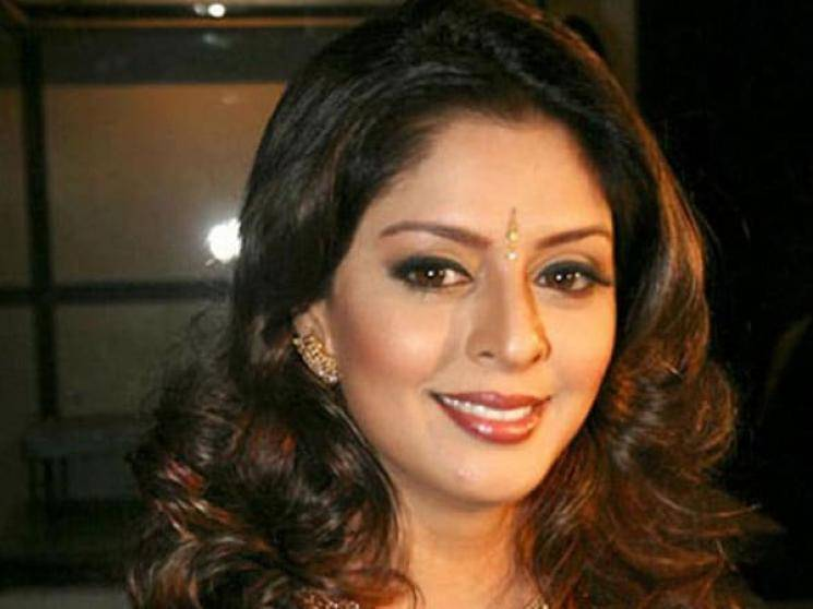 Nagma sends out strong message to Sourav Ganguly