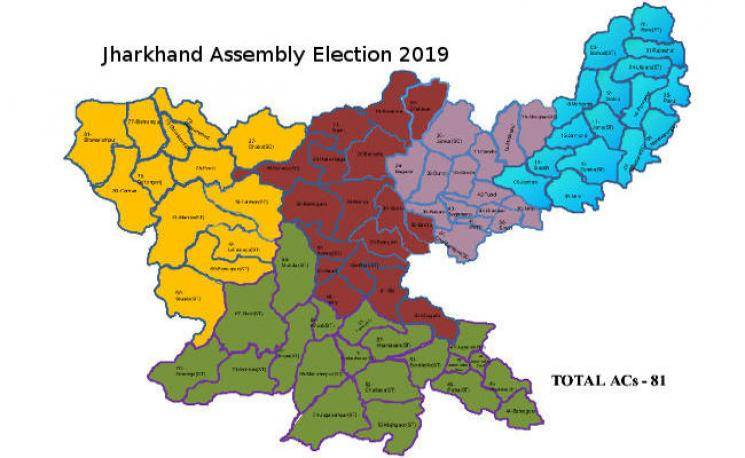 Indian politics BJP lose hold of five states in 2019