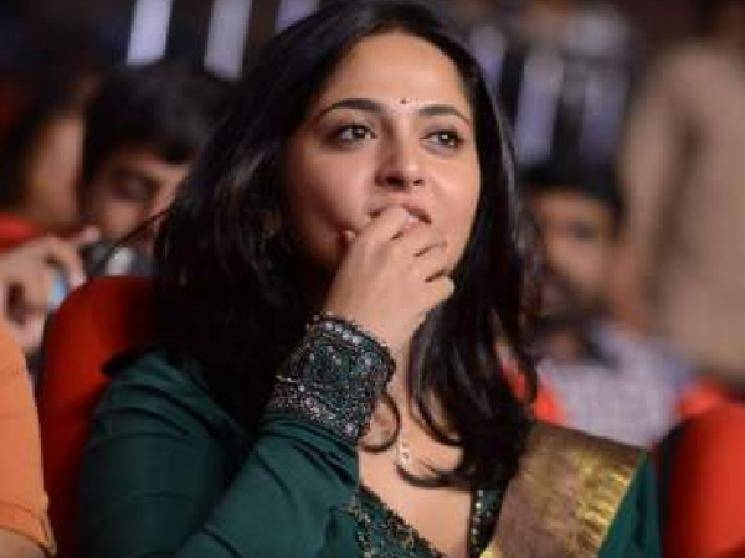 Anushka Shetty words for Keerthy Suresh National Award