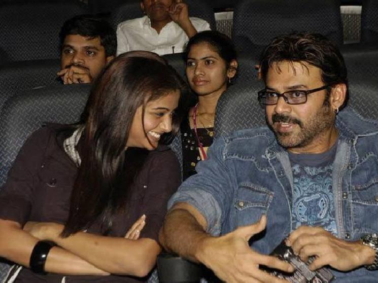 Priyamani to play female lead in Asuran Telugu remake with Venkatesh