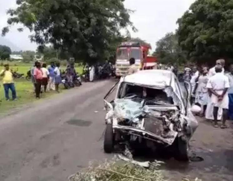 14 dead in road accident in TN on Newyear