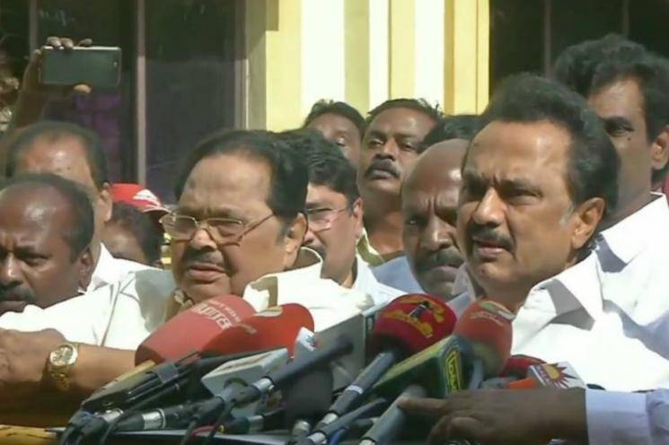 DMK Alleges Irregularities in Counting of Local Body Polls