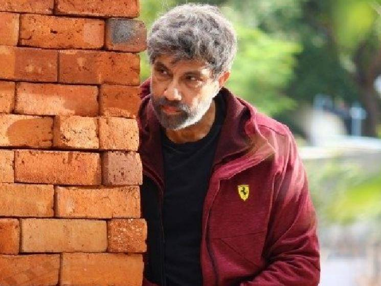 Sathyaraj Theerpugal Virkapadum Telugu version first look released