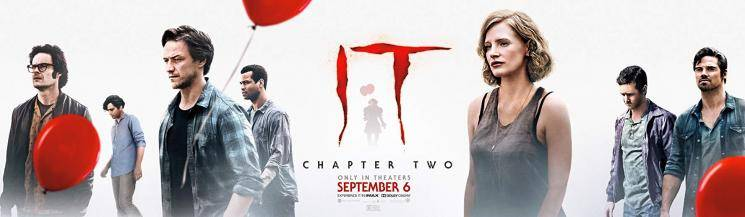 IT Chapter Two first 10 minutes footage officially released