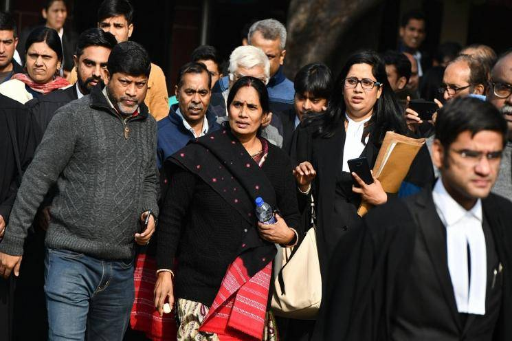Death warrant for all 4 Nirbhaya case convicts
