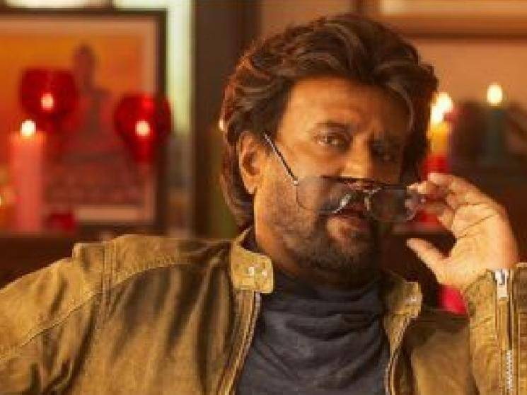 Superstar Rajinikanth phone call with Darbar distributor leaked