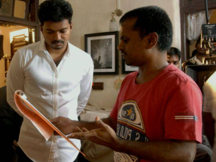 Thalapathy acted in Thuppakki due to Ponniyin Selvan delay says AR Murugadoss
