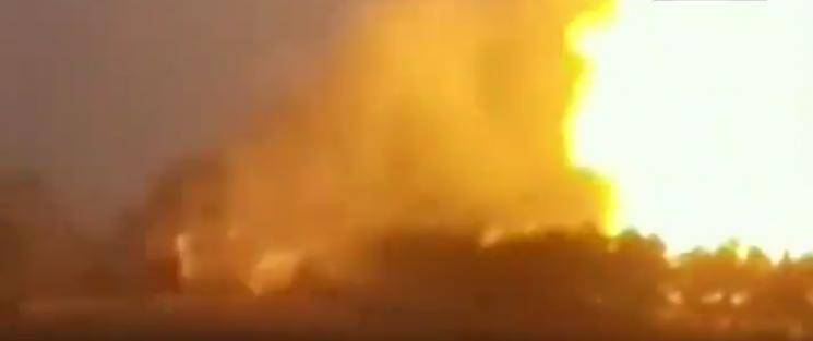 gas cylinders explosions in gujarat