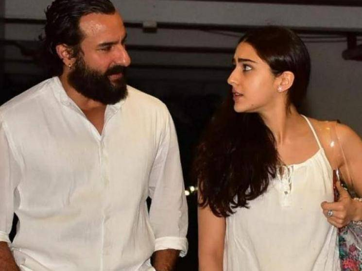Sara Ali Khan kissed on hand by fan outside her gym