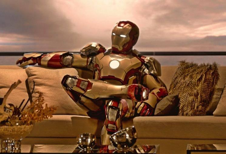 Robert Downey Jr. Iron Man Tony Stark return Avengers Endgame Black Widow Dolittle