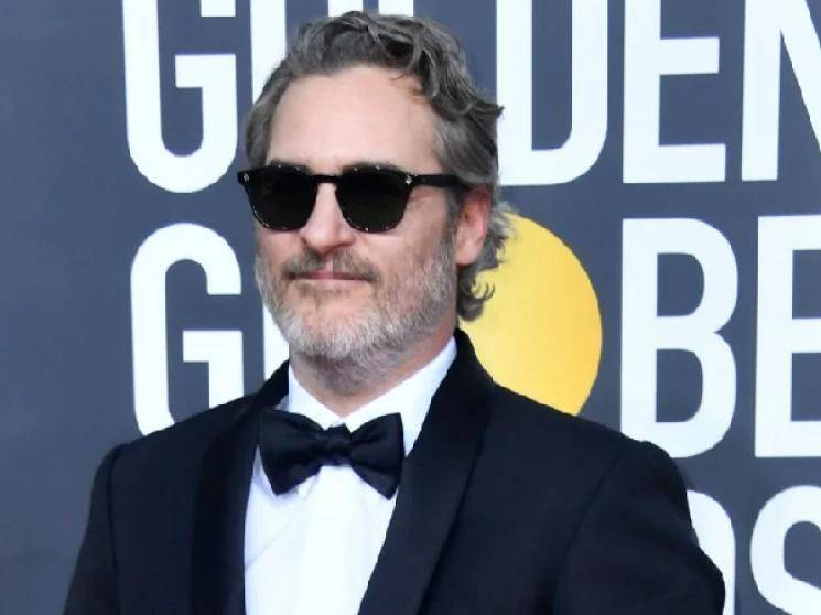 Joker Joaquin Phoenix gets arrested at Jane Fonda Fire Drill Protest