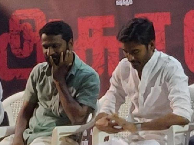 Dhanush happy for Kaithi success and says experimental movies will win