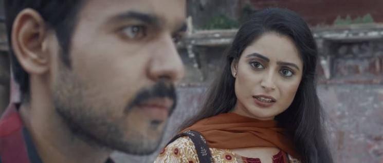 Madhuri Talkies official trailer MX Originals Sagar Wahi Aishwarya Sharma