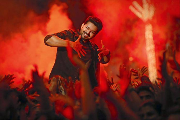 Bigil Verithanam video song youtube view count Thalapathy Vijay AR Rahman Atlee