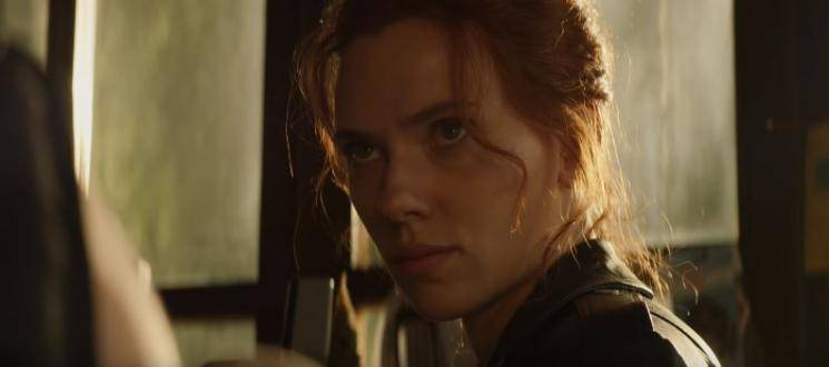 Black Widow special look teaser Scarlett Johansson Rachel Weisz David Harbour Marvel Studios
