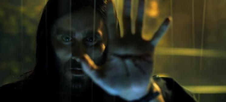 Morbius trailer Jared Leto Spider Man Venom Sony Pictures Marvel