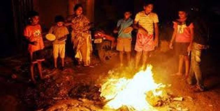 Chennai air quality dips because of Bogi celebrations