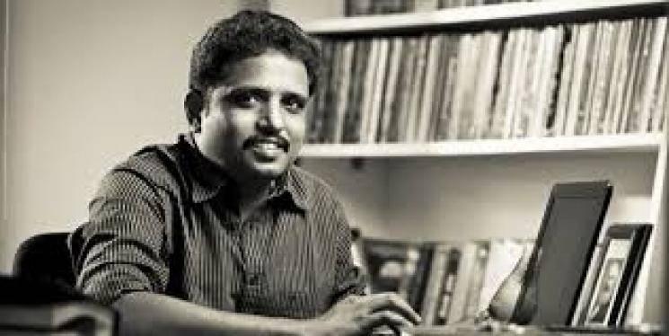 MP Su venkatesan on Chennai Book fair 2020 issue