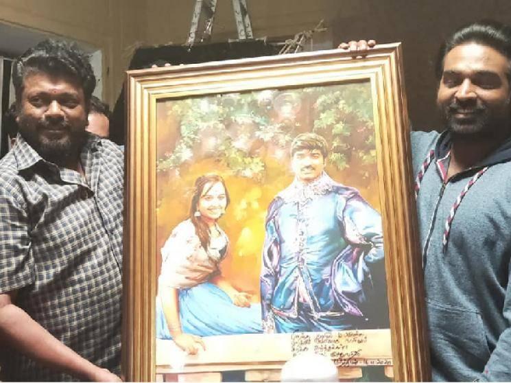 Vijay Sethupathi gets three unique birthday gifts from Parthiban